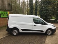 USED 2014 64 FORD TRANSIT CONNECT 1.6 240 LONG WHEEL BASE, LOW MILES, AIR CON,  Air Con, Long Wheel Base, Low Miles,