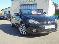 2012 VOLKSWAGEN GOLF 1.6 SE TDI BLUEMOTION TECHNOLOGY 2d 104 BHP £7777.00