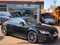 USED 2011 61 AUDI TT 2.0TDI QUATTRO S LINE BLACK EDITION 2d 168 BHP Free MOT for Life
