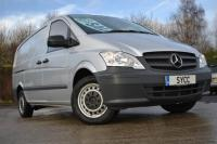 USED 2011 61 MERCEDES-BENZ VITO 2.1 113CDI Van