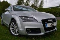2010 AUDI TT 2.0 TDI Quattro Sport 2dr [2011] £10999.00