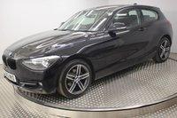 2012 BMW 1 SERIES 1.6 116I SPORT 3d 135 BHP £9994.00