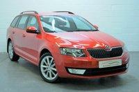 2014 SKODA OCTAVIA 1.6 ELEGANCE TDI CR DSG 5d AUTO 104 BHP £6395.00