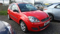 2008 FORD FIESTA 1.2 STYLE 16V 3d 78 BHP £1595.00