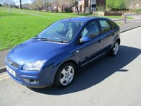 2007 FORD FOCUS 1.8 STYLE TDCI 5d 115 BHP £1999.00