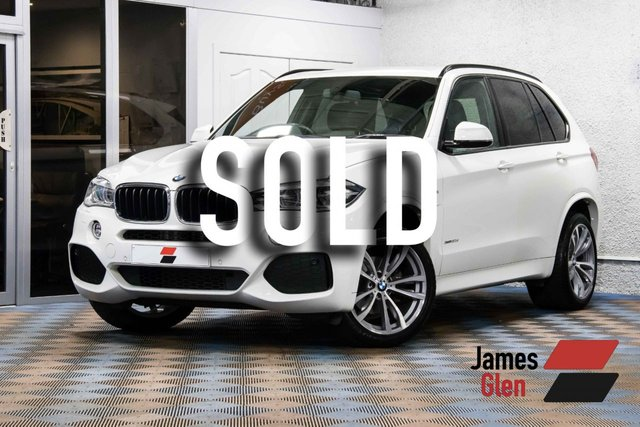 USED 2014 14 BMW X5 3.0 XDRIVE30D M SPORT 5d AUTO 255 BHP One Owner | Full BMW Dealer Service History