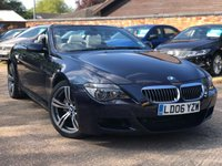 USED 2006 06 BMW 6 SERIES 4.8 650I 2dr AUTO 363 BHP Individual, Big Spec, Genuine low miles.