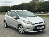 2009 FORD FIESTA 1.2 STYLE PLUS 5d 81 BHP £4500.00