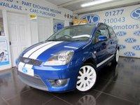 2006 FORD FIESTA 2.0 ST 16V 3d 148 BHP £2895.00