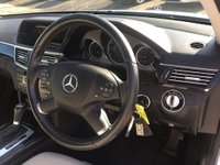 USED 2009 59 MERCEDES-BENZ E CLASS 2.1 E250 CDI BLUEEFFICIENCY AVANTGARDE 4d AUTO 204 BHP