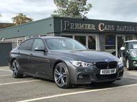 2015 BMW 3 SERIES 2.0 320I M SPORT 4d 181 BHP £18490.00