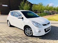 USED 2011 61 HYUNDAI I20 1.2 S LIMITED EDITION 3d 77 BHP