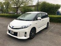 2014 TOYOTA ESTIMA 2.4 HYBRID VVTI AUTO 8 SEATS - AERAS  £23995.00
