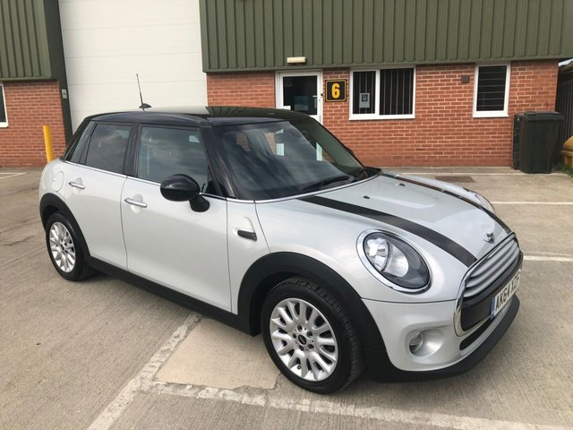 2015 64 MINI HATCH COOPER 1.5 COOPER D 5d 114 BHP