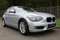 2013 BMW 1 SERIES 1.6 116I SE 5d 135 BHP £9500.00