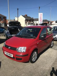 USED 2012 61 FIAT PANDA 1.2 MYLIFE 5d 69 BHP