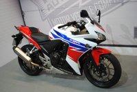 2015 HONDA CBR 500 RA-E  £3800.00