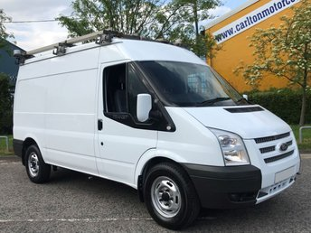2013 FORD TRANSIT 2.2 350 MWB [ AWD- 4x4 MOBILE WORKSHOP ] Van Ex NEDL Free UK Delivery £8950.00