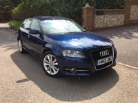 USED 2012 12 AUDI A3 1.6 TDI SPORT 5d 103 BHP PLEASE CALL TO VIEW