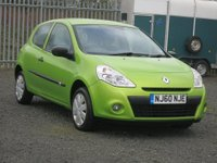 2010 RENAULT CLIO 1.1 EXTREME 3d 74 BHP £3190.00
