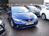2012 HONDA CIVIC 1.8 I-VTEC ES-T 5d 140 BHP £6480.00