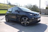 USED 2016 65 BMW I3 0.6 I3 RANGE EXTENDER 5d AUTO 168 BHP 1 OWNER - NAV - HEATED SEATS