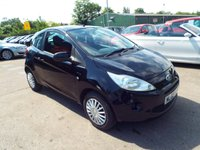 USED 2009 09 FORD KA 1.2 STYLE PLUS 3d 69 BHP SERVICE HISTORY