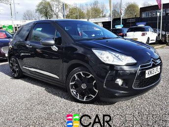View our 2013 13 CITROEN DS3 1.6 E-HDI AIRDREAM DSPORT 3d 111 BHP