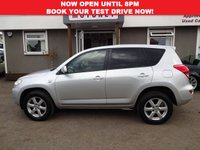 USED 2008 57 TOYOTA RAV4 2.2 XT-R D-4D 5DR DIESEL 135 BHP ++++SUMMER SALE NOW ON+++