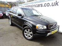 USED 2011 61 VOLVO XC90 2.4 D5 SE LUX AWD 5d AUTO 200 BHP Full Volvo Dealer History 7 Seater