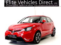 USED 2014 64 MG 3 1.5 3 STYLE LUX VTI-TECH 5d