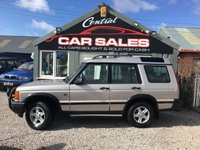 2003 LAND ROVER DISCOVERY 2 discovery 2 td5 7 seat £3995.00