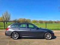 2012 BMW 3 SERIES 2.0 328I M SPORT TOURING 5d AUTO 242 BHP £14995.00