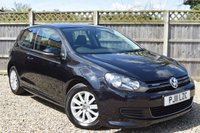 2011 VOLKSWAGEN GOLF 1.6 S TDI BLUEMOTION 3d 103 BHP £6699.00
