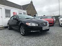 USED 2011 11 JAGUAR XF Luxury 3.0d V6 Auto 4dr ( 240 bhp ) One Owner with Full Jaguar Service History High Spec Example