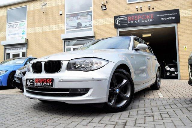 2008 08 BMW 1 SERIES 118D 2.0 EDITION ES 5 DOOR