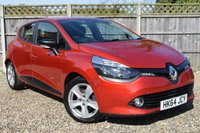 USED 2014 64 RENAULT CLIO 1.1 EXPRESSION PLUS 16V 5d 75 BHP Free 12  month warranty