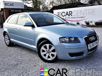 View our 2005 55 AUDI A3 2.0 TDI SE 3d 138 BHP