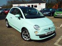 2015 FIAT 500 1.2 LOUNGE 3d 69 BHP £6500.00
