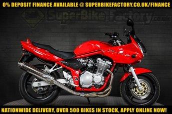 2001 SUZUKI Bandit 600 GSF 600  £1491.00