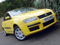 USED 2003 53 FIAT STILO 1.9 DYNAMIC JTD 3d 115 BHP