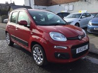 USED 2013 13 FIAT PANDA 0.9 TWINAIR LOUNGE 5d 85 BHP OUR  PRICE INCLUDES A 6 MONTH AA WARRANTY DEALER CARE EXTENDED GUARANTEE, 1 YEARS MOT AND A OIL & FILTERS SERVICE. 6 MONTHS FREE BREAKDOWN COVER. CALL US NOW FOR MORE INFORMATION OR TO BOOK A TEST DRIVE ON 01315387070 !!
