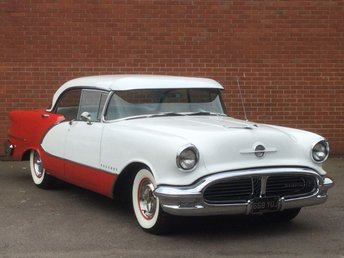 View our OLDSMOBILE 98HOLIDAY PILLERLESS COUPE