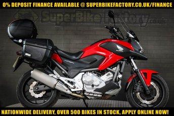 2013 HONDA NC700 XA-D  £3491.00