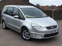 2012 FORD GALAXY 2.0 ZETEC TDCI 5d AUTO 138 BHP £8995.00