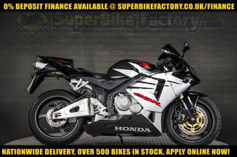 2006 06 HONDA CBR600RR 600CC 0% DEPOSIT FINANCE AVAILABLE £3491.00