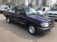 2004 TOYOTA HI-LUX 2.5 240 EX single cab   £4995.00