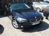 USED 2010 10 BMW 5 SERIES 2.0 520D SE 4d AUTO 181 BHP ANY PART EXCHANGE WELCOME, COUNTRY WIDE DELIVERY ARRANGED, HUGE SPEC