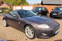 2008 JAGUAR XK 4.2 COUPE 2d AUTO 294 BHP £16995.00