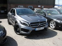 USED 2016 66 MERCEDES-BENZ GLA-CLASS 2.1 GLA 220 D 4MATIC AMG LINE PREMIUM 5d AUTO 174 BHP ANY PART EXCHANGE WELCOME, COUNTRY WIDE DELIVERY ARRANGED, HUGE SPEC